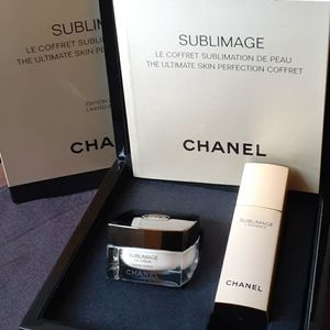 CHANEL SUBLIMAGE LIMITED EDITION COFFRET